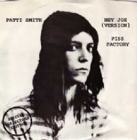Patti Smith - Hey Joe (Version) / Piss Factory - Record Store Day 2017